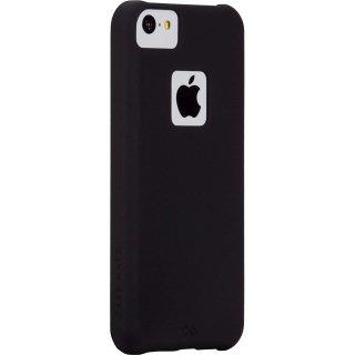 【ポリカーボネート製のスリムハードケース】 iPhone 5c Barely There Case Matte Black