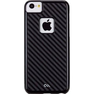 【カーボンファイバー調のハードケース】 iPhone 5c Barely There Case Carbon Style