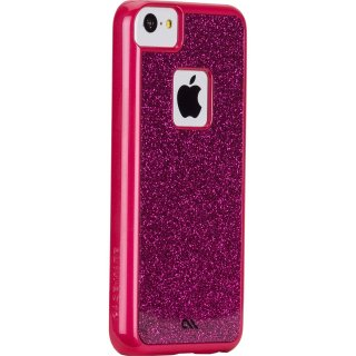 【きらきらと輝くハードケース】 iPhone 5c Barely There Case Glimmer Pink