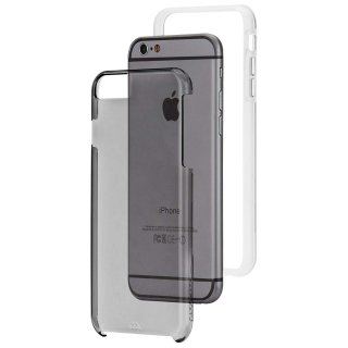 【iPhone6s Plus/6 Plus ケース 2層構造で保護】 iPhone6s Plus/6 Plus Hybrid Tough Naked Case Smoke Black / Clear