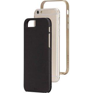 【iPhone6s Plus/6 Plus ケース デュアルレイヤーでスリム】 iPhone6s Plus/6 Plus Slim Tough Case Black/Gold