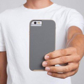【iPhone6s Plus/6 Plus ケース デュアルレイヤーでスリム】 iPhone6s Plus/6 Plus Slim Tough Case Dark Gray/Rose Gold