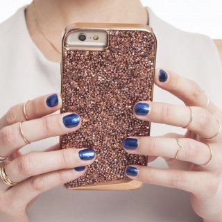 【iPhone6s Plus/6 Plus ケース 水晶を使用】 iPhone6s Plus/6 Plus Brilliance Case  Rose Gold