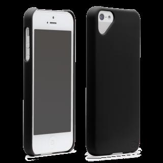 iPhone SE/5s/5 対応ケース Simple Case, Matte Black