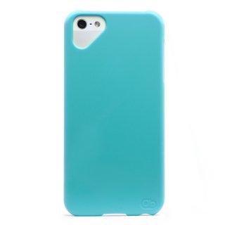 iPhone SE/5s/5 対応ケース Simple Case, Crystal Blue