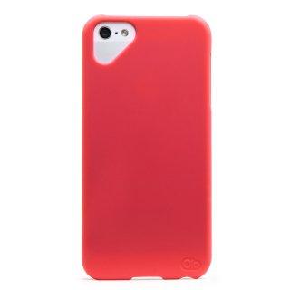 iPhone SE/5s/5 対応ケース Simple Case, Red Hibiscus