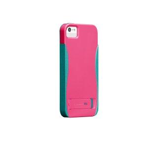 【スタンド機能付きケース】 iPhone SE/5s/5 POP! with Stand Case Lipstick Pink /Pool Blue