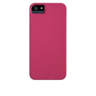 【スリムタイプハードケース】 iPhone SE/5s/5 Barely There Case Lipstick Pink