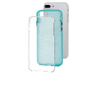 iPhone8 Plus ケース 2層で保護 iPhone8 Plus/7 Plus/6s Plus/6 Plus Hybrid Tough Translucent Case Clear/Green