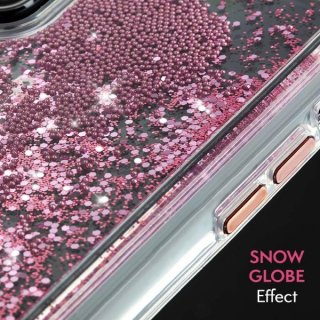 【Case-Mate 人気No.1ケース】iPhoneXR Waterfall-Rose Gold