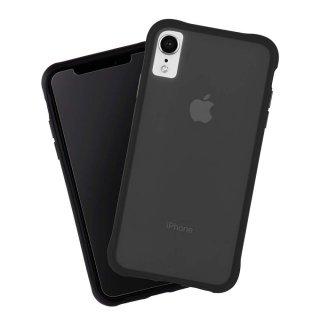 【ガラスフィルム付き!】iPhoneXR Tough MatteBlack and Screen Protector