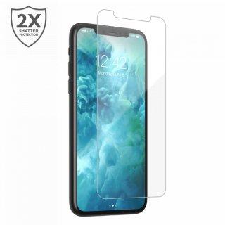 【iPhoneXRの液晶画面を保護する硬度9Hの強化ガラスフィルム】 Glass Screen Protector iPhoneXR