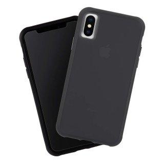 【ガラスフィルムとセット販売!】iPhone XS Max Tough MatteBlack and Screen Protector