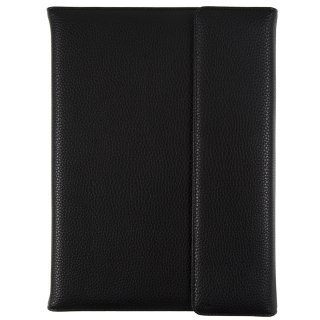 【10.5インチ までのタブレットに対応】9インチ - 10.5インチ タブレット 汎用 ケース Venture Folio Black