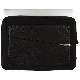 【Apple 15インチ MacBook Pro タブレット ノートPC 対応】Folio Laptop Sleeve 15インチ Black
