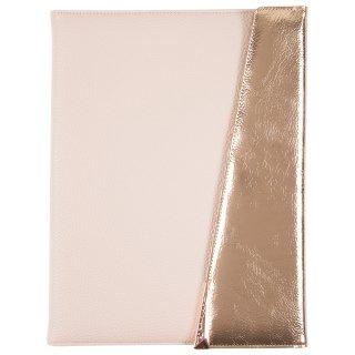 【10.5インチ までのタブレットに対応?】9インチ - 10.5インチ タブレット 汎用 ケース Edition Folio Rose Gold