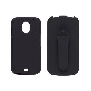 【ホルスター付きケース】 Wireless Solutions GALAXY NEXUS SC-04D Holster/Case Combo  Black