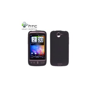 【HTC純正ソフトケース】Softbank X06HT/HTC Desire Desire Skin Case Black