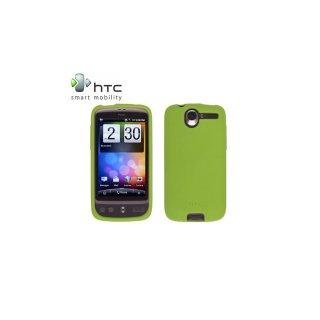 【HTC純正ソフトケース】Softbank X06HT/X06HT�/HTC Desire Skin Case Green