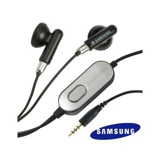 【SAMSUNG純正ヘッドセット】 Stereo Headset (3.5mm)