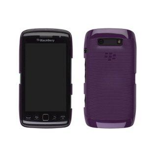 【RIM純正ハードケース】 BlackBerry Torch 9850/9860 Hard Shell Case  Royal Purple