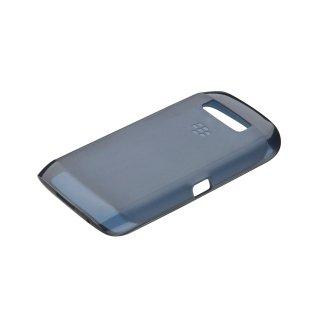 【RIM純正ソフトケース】 BlackBerry Torch 9850/9860 Softshell TPU Case  Sapphire Blue