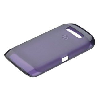 【RIM純正ソフトケース】 BlackBerry Torch 9850/9860 Softshell TPU Case  Indigo