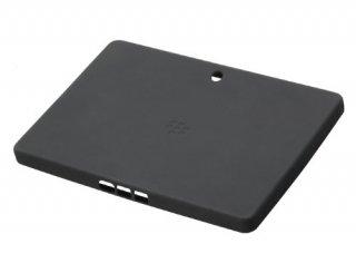 【RIM純正シリコンケース】 BlackBerry PlayBook/PlayBook 4G LTE Silicone Skin  Black