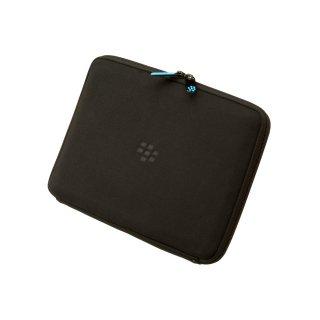 【RIM純正スリーブケース】 BlackBerry PlayBook/PlayBook 4G LTE Zip Sleeve Case  Black/Blue