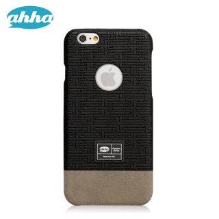 【iPhone6s Plus/6 Plus ケース ハードタイプ】 ahha iPhone6s Plus/6 Plus Fashion Case PERRY  Stealth Black