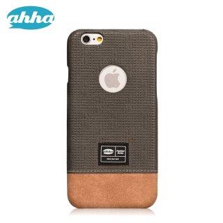 【iPhone6s Plus/6 Plus ケース ハードタイプ】 ahha iPhone6s Plus/6 Plus Fashion Case PERRY  Grey
