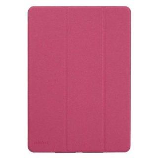 【スタンド機能付き軽量なスリムケース】 ahha iPad Air 軽量スリムタイプケース コボ  フーシャ/ブルー