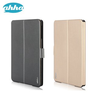 【iPad mini 3/2/1 変形するケース】 ahha iPad mini 3/2/1 Dual Face Flip Case SYKES BASIC