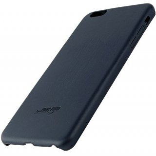 【iPhone6s/6 レザー調ケース】 hvYourOwn iPhone6s/6  Skinny Soft Case PAVON  Navy Blue レザー調 ソフトケース