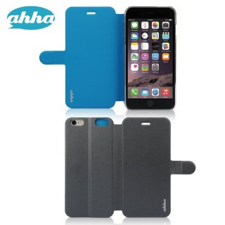 【iPhone6s Plus/6 Plus ケース リバーシブルで色が変わる】 ahha iPhone 6s Plus/6 Plus  Dual Face Flip Case SYKES BASIC