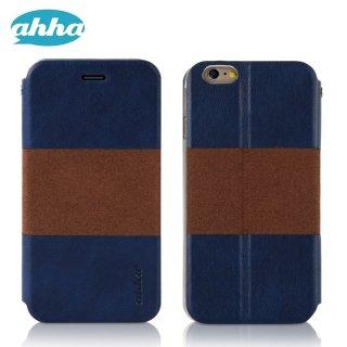 【iPhone6s Plus/6 Plus ケース スリムな手帳型】 ahha iPhone6s Plus/6 Plus  ROCHA Fashion Flip Case