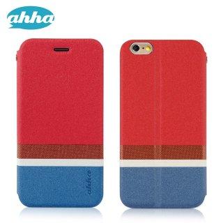 【iPhone6s Plus/6 Plus ケース スリムな手帳型】 ahha iPhone6s Plus/6 Plus  ROLLAND Fashion Flip Case
