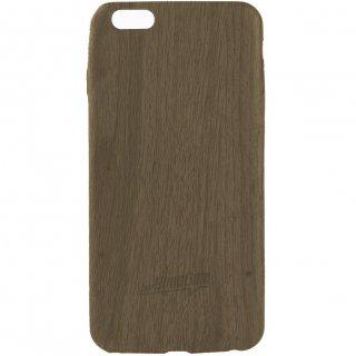【iPhone6s Plus/6 Plus ケース 木目調】 hvYourOwn iPhone6s Plus/6 Plus  Skinny Soft Case TIMBER  Dark Wood