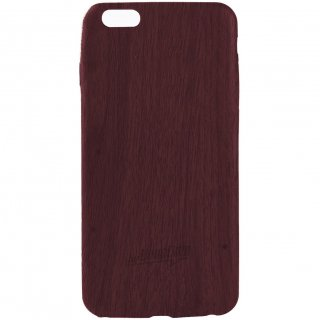 【iPhone6s Plus/6 Plus ケース 木目調】 hvYourOwn iPhone6s Plus/6 Plus  Skinny Soft Case TIMBER  Red Wood