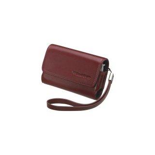 【純正ポーチタイプケース】 BlackBerry Bold 9000 本革 Premium Leather Folio Pouch with Strap  Merlot