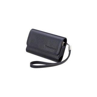【純正ポーチタイプケース】 BlackBerry Bold 9000 本革 Premium Leather Folio Pouch with Strap  Indigo
