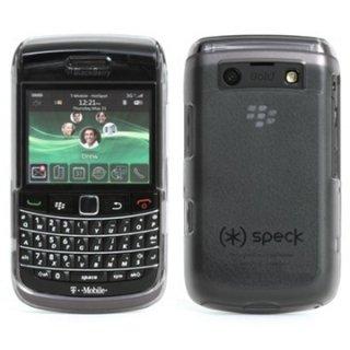 SPECK BlackBerry Bold 9780/9700 シースルー ハード シェルケース/スイベル ホルスタークリップ付き