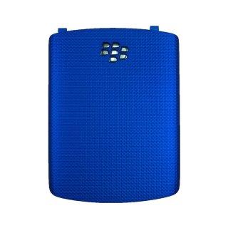 docomo BlackBerry Curve 9300 Battery Door  Blue