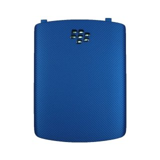 docomo BlackBerry Curve 9300 Battery Door  Midium Blue
