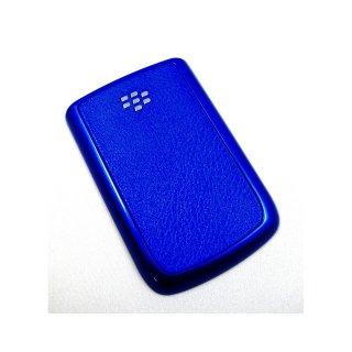 BlackBerry Bold 9780/9700 Battery Door  Koskin Blue  Gloss Blue
