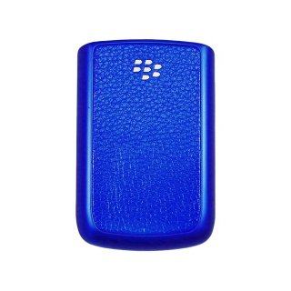 BlackBerry Bold 9780/9700 Battery Door Koskin Blue Matte Blue