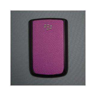 BlackBerry Bold 9780/9700 Battery Door  Koskin Darkorchid  Gloss Black