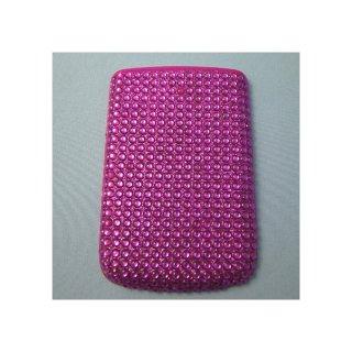 BlackBerry Bold 9780/9700 Battery Door  Decorative Jewel Hot Pink