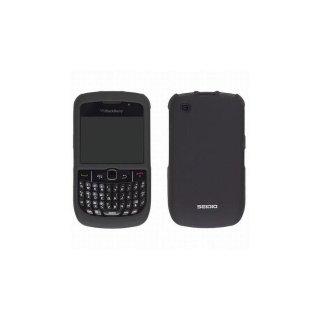 SEIDIO BlackBerry Curve 9300 インノケース サーフィス  ブラック