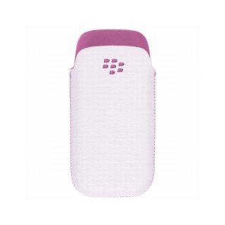【RIM純正ポケットタイプケース】 BlackBerry Pearl 3G 9100/9105 Koskin Pocket  No clip  White/Pink